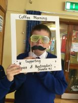 Helping Hands at the Coffee Morning