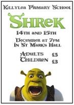 Shrek Christmas Production