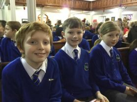 Cancer Fund for Children Carol Service