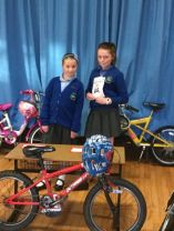 Active Travel Silver Award